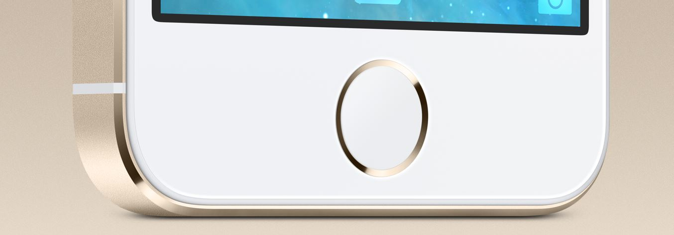 iphone 5s touch id button