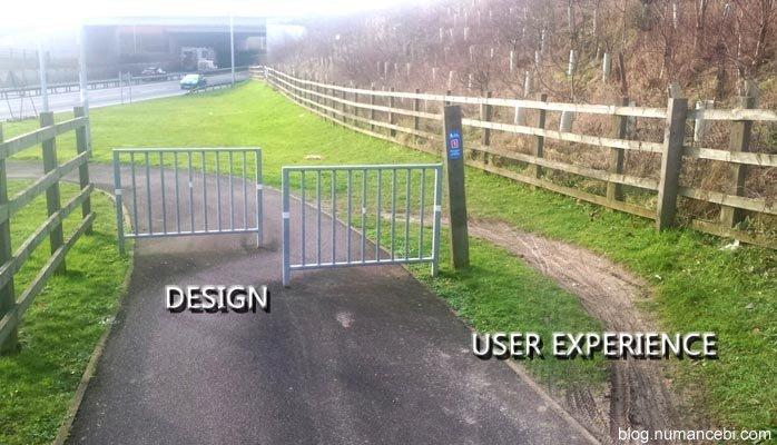 kullanici deneyimi bisiklet yolu ornegi
