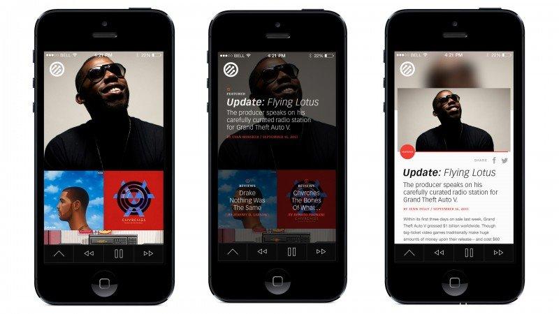 pitchfork-mobil uygulama